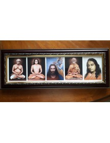Table Altar of 5 Masters -...