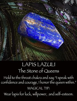 Lapis Lazuli